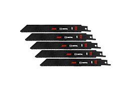 SKIL Komplet od 5 BIM listova pile za metal